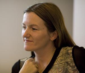 Alisa Finney, Artistic Director. Photo Michelle McLellan