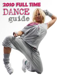 2010 Full Time Dance Guide