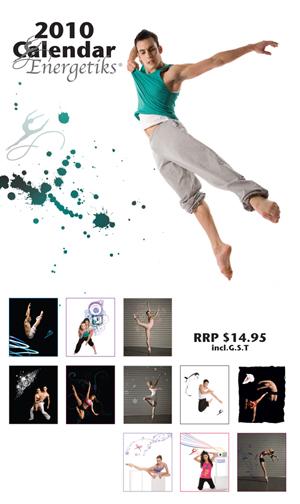 Energetiks 2010 Calendar