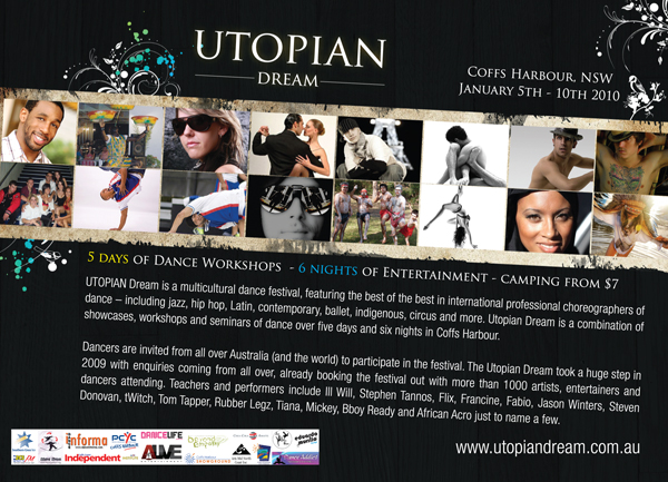 Utopian Dream 2010