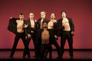 Rasta Thomas' Bad Boys of Dance