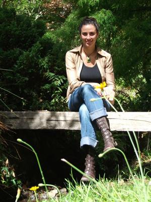 Katrina Lazaroff. Photo Jo McDonald, Raw Studio