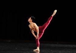 Aaron Kok, McDonald's Ballet Scholarship