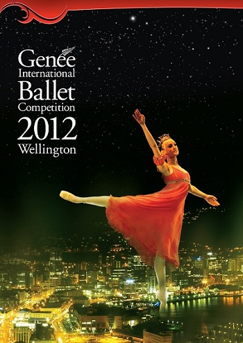 Genee International Ballet Competition 2012