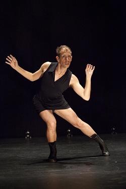 dance artist Martin del Amo