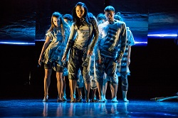 New Zealand Dance Company's Language of Living at the ASB Theatre, Aotea Centre, Auckland. Photo to John McDermott
