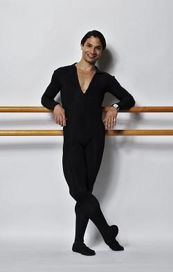 Australian Ballet Principal Dancer Yosvani Ramos
