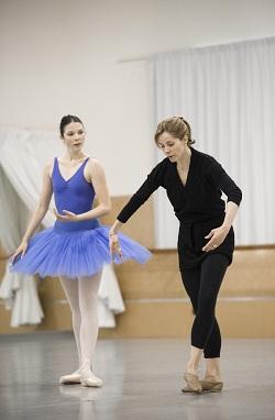 Darcey Bussell New Zealand School of Dance