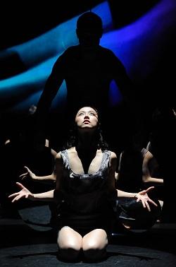 Independent Australian dancer Kristina Chan