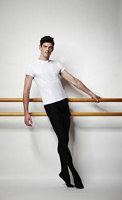 Andrew Killian, principal dancer Australian Ballet