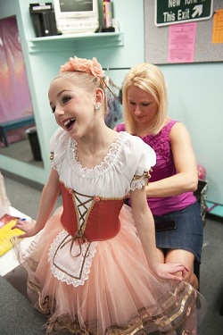 Chloe Lukasiak of Dance Moms