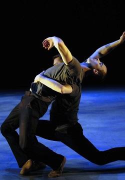 Reed Luplau Lydia Johnson Dance