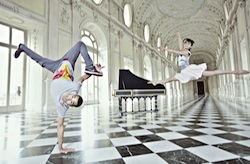 breakdance and ballet