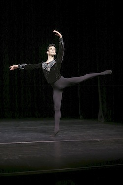 Harry Davis ballet competition