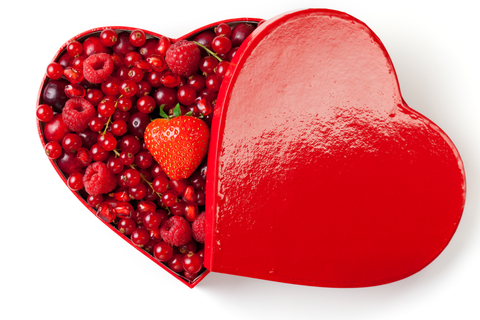 Happy Valentine's Day: Five red foods that are good for ...