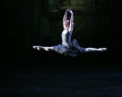 dancer Katie Hurst-Saxon