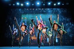 Ballet Revolución tour Australia