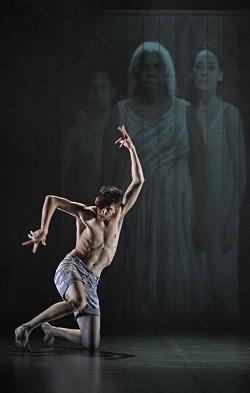 Daniel Riley McKinley, Bangarra Dance Theatre