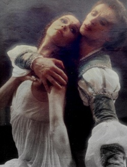 Rudolf Nureyev and Patricia Ruanne dance together