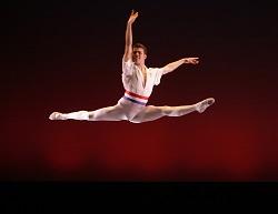 Dancer Aaron Smyth, Jacqueline Kennedy Onassis School