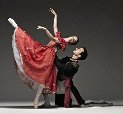 Australian Ballet, Lucinda Dunn and Robert Curran