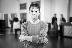 Choreographer Michael Parmenter