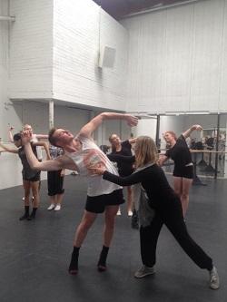 Sarah Boulter, Ev & Bow Full Time Dance Training Centre