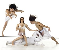 Australian Dance Theatre in Be Your Self
