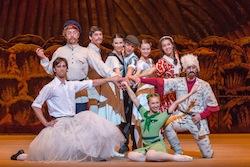 Bolshoi Ballet in 'The Bright Stream'