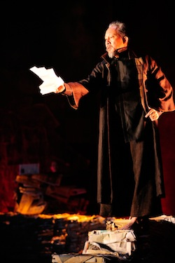 Xiao Xiong Zhang in 'Lament of the Exile'