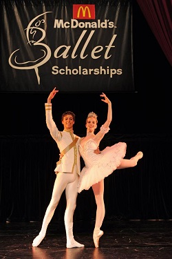 McDonald's Ballet Scholarships