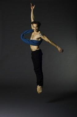 Jiri Jelinek jumping