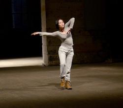 Choreographer Paula Lay