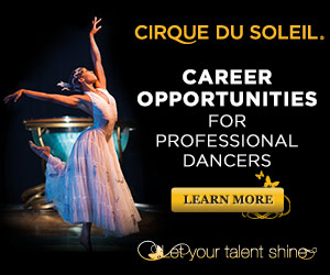 Cirque du Soleil auditions