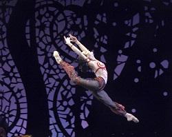 Australian Ballet principal Olivia Bell