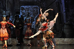 Don Quixote, Imperial Russian Ballet