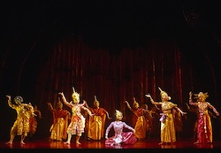 Tony Award-winning production 'The King and I'