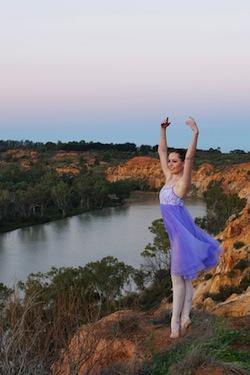 Natalie Clark from Rosie Clark Dance Studios