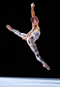 Principal dancer Remi Wortmeyer