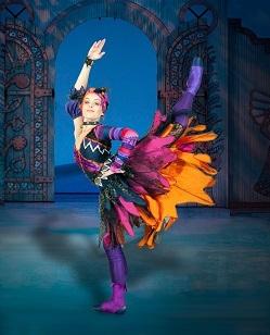 The Snow Queen, The Australian Ballet School