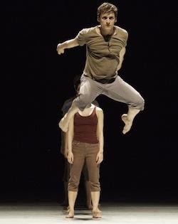 Atlanta Ballet's Benjamin Stone