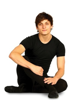 Australian dancer Ben Stone