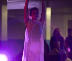 Dancer Lilian Steiner