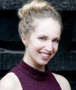 Dancer Rachel Vogel