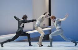 Benjamin Stone in 'Romeo et Juliette'
