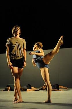 Sadeh21 by Batsheva Dance Company.