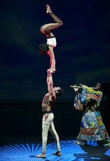 Cirque Mother Africa tours Australia