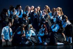 Spectrum Dance's 2014 Midyear Showcase