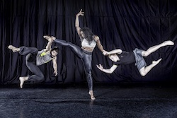 Work by choreographer Daniel Jaber