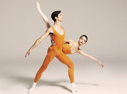 Juliet Burnett and Andrew Killian, Australian Ballet